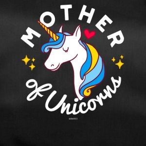 Mother of Unicorns Blue (Cute Gift for Moms) - Sporttasche