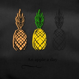 Funny summer pineapple T-Shirt - Duffel Bag
