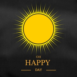 Oh Happy Day yoga Søn shirt - Sportsbag