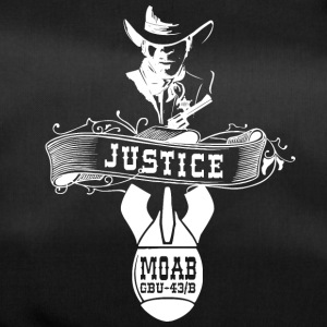 MOAB - Mother Of All Bombs - Shirt - Sporttasche