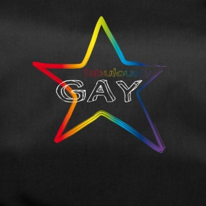 Gay star rainbow csd pride demo fabulous love lol - Duffel Bag