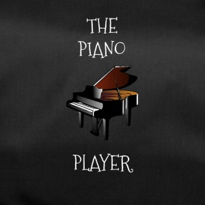 The piano player - Duffel Bag