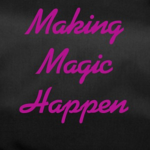 Making Magic Happen - Sporttasche