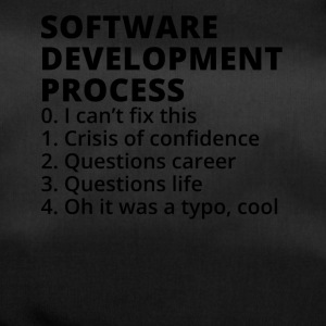 Software Development Process - Sportsbag