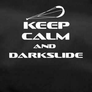 KITESURFING - KEEP CALM AND DARKSLIDE - Sporttasche