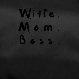 Wife Mom Boss - Sporttasche