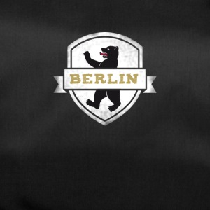 Berlin bear capital travel souvenir wall trip lo - Duffel Bag