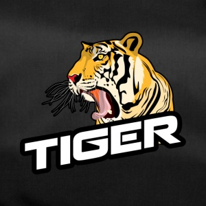 Asian Tiger - Sportstaske
