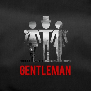 Gentleman with 2 Ladies - Duffel Bag