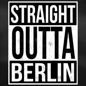 Straight Outta Berlin - Sporttasche