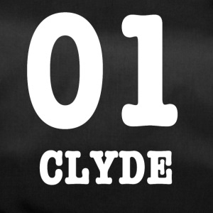 Clyde white - Duffel Bag