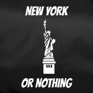 New York or nothing at all - Duffel Bag
