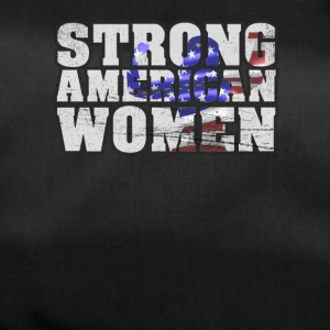 Strong American Women - Sporttasche