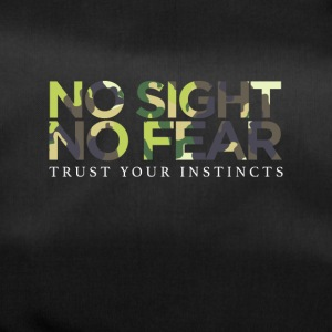NO SIGHT - NO FEAR - Duffel Bag