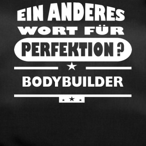 Protein Rocks bodybuilder Andre ord for Perfect - Sportstaske