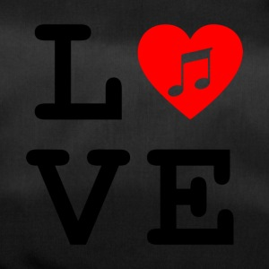 i love music v4 - Sporttasche