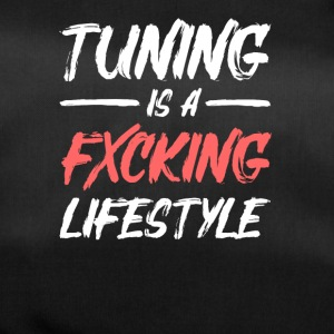 tuning is a lifestyle - Sporttasche