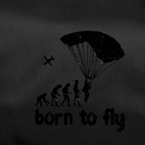 Evolution Skydiving - born to fly - Sporttasche