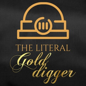 Mining: The literal Gold Digger - Duffel Bag