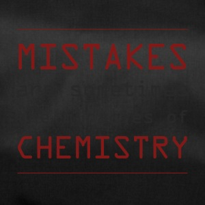 Chemists / chemistry: Mistakes are sometimes the - Duffel Bag