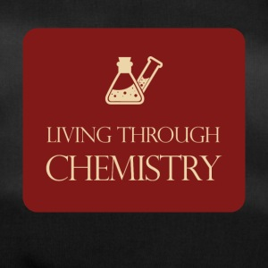 Chemistry / chemistry: Living through chemistry - Duffel Bag