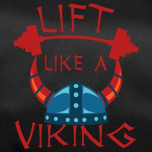 Vikings: Lifelike A Viking - Duffel Bag