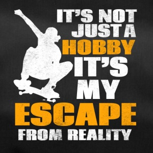 It´s not just a hobby it´s my escape from reality - Sporttasche