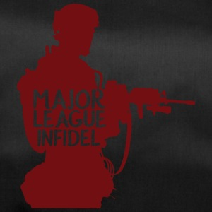 Militaire / Soldat: Major League Infidel - Sac de sport