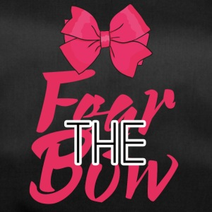 Pom-pom girl: Fear The Bow - Sac de sport