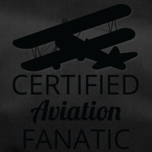 Pilot: Certified Aviation Fanatic. - Duffel Bag
