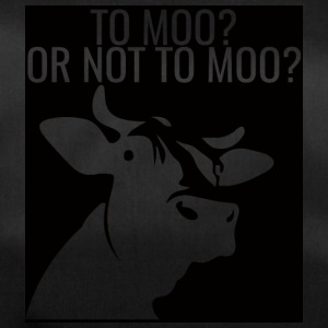Cow / Farm: To Moo? Or Not To Moo? - Duffel Bag