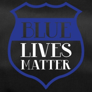 Police: Blue Lives Matter - Duffel Bag