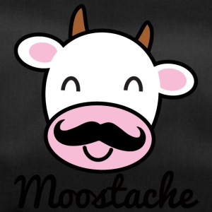Cow / farm: Moostache - Duffel Bag