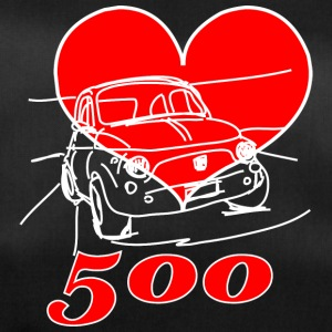 Mitica 500 Heart - I love the myth 500 - Duffel Bag