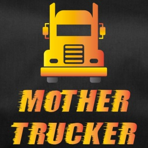 Trucker / Truck Driver: Mother Trucker - Duffel Bag