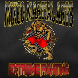 MMA Extreme Fighting T-Shirt / Tee - Sporttasche