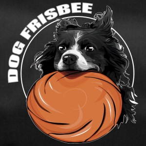 FRISBEE Border Collie DOG - Sac de sport