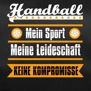 Handball -Mein Sport, My passion! - Duffel Bag