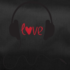 LOVE MUSIC - Duffel Bag