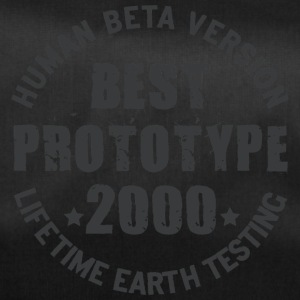 2000 - The birth year of legendary prototypes - Duffel Bag