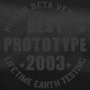 2003 - The birth year of legendary prototypes - Duffel Bag