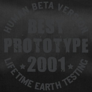 2001 - The birth year of legendary prototypes - Duffel Bag