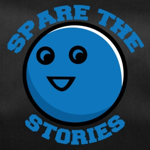 Bowling / Bowler: Spare The Stories - Sporttasche