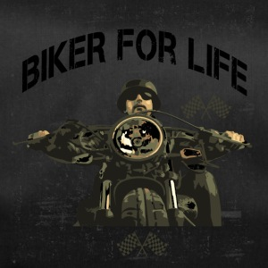 Motorcycle for life! - Duffel Bag