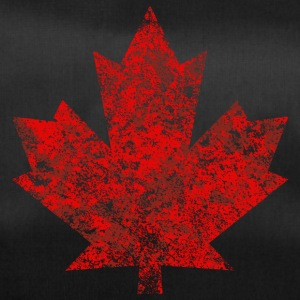 Canada Canada Maple Leaf Maple Leaf Grunge in America - Borsa sportiva