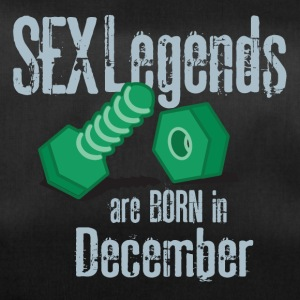 Birthday December penis sex legends - Duffel Bag