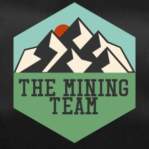 Mining The Mining Team - Duffel Bag