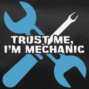 Mechaniker: Trust me, i´m mechanic. - Sporttasche