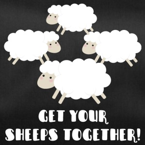 Sheep / azienda: Get Your Sheeps Insieme! - Borsa sportiva