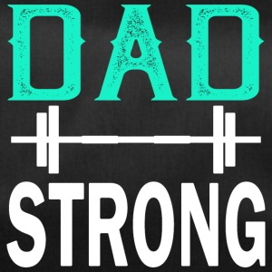 Dad Strong - fitness - Sporttasche